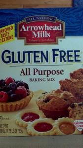 Arrowhead GF Flour