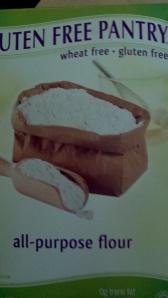 Gluten Free Pantry Flour